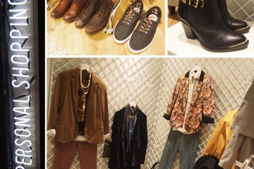 Topshop Personal Shopping Suite Preview