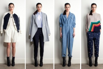 Boy. by Band of Outsiders Pre-Fall 2013
