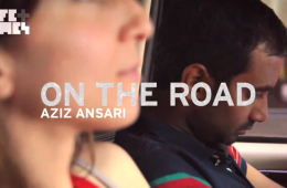 Life Times On The Road Aziz Ansari