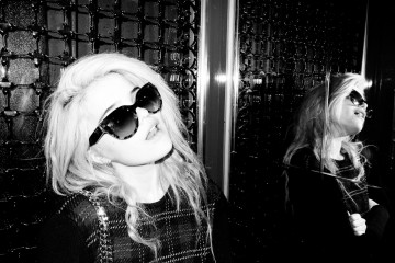 Sky Ferreira at the Chateau Marmont by Terry Richardson