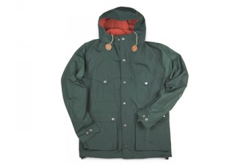 Mt Rainier Design Forest Green Western Yoke Parka thumbnail