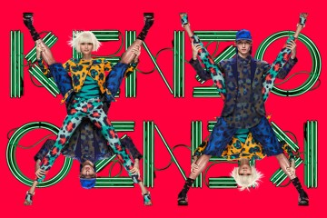 Kenzo Spring Summer 2013 Campaign