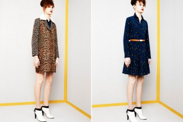 Antipodium Pre-Fall 2013 Lookbook