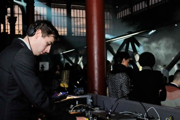 Jamie xx Runway Mix for Kenzo Fall Winter 2013 Fashion Show