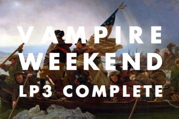 Vampire Weekend LP3