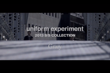 uniform experiment Spring Summer 2013 Video Lookbook