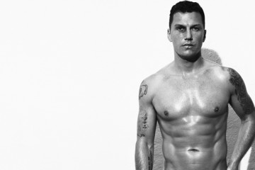 Sean Avery for 7 For All Mankind