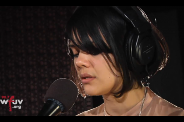 Bat for Lashes performs live WFUV