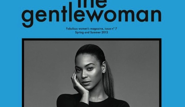 Beyonce for The Gentlewoman Spring Summer 2013
