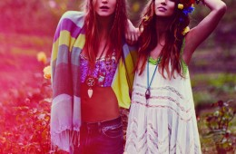 Free People March 2013 Lookbook
