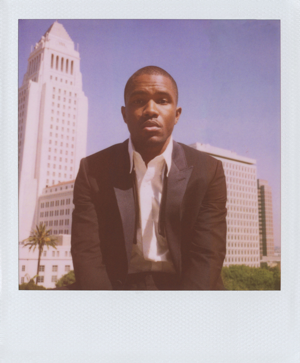 Frank Ocean for Band of Outsiders Spring Summer 2013 Lookbook