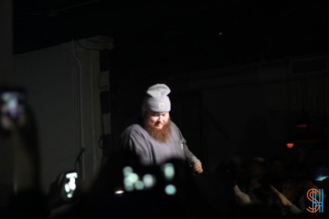 Action Bronson at Canadian Music Festival 2013