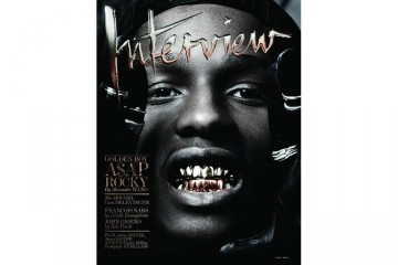 ASAP Rocky For Interview Magazine April 2013 thumbnail