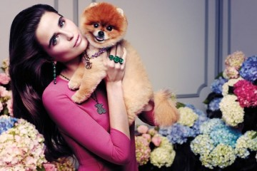 Tito the Pom & Loulou Robert for Tous Spring Summer 2013