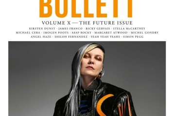 Kirsten Dunst for Bullett Magazine
