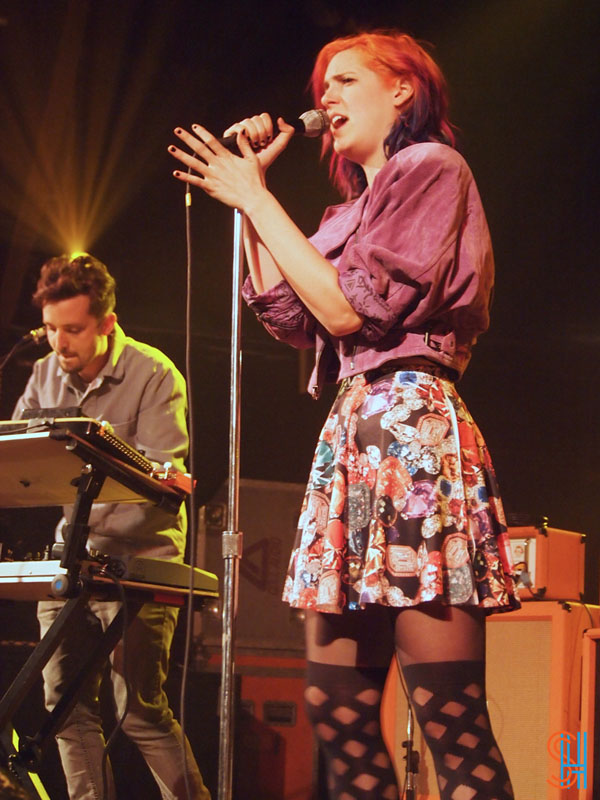 Jessie Ware & MS MR at Opera House in Toronto