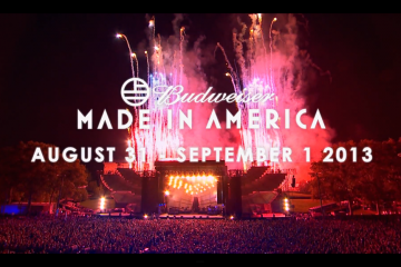 Jay-Z Made in America Festival 2013 Teaser Video