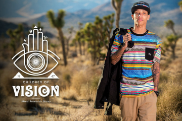 LRG Summer 2013 Children of Vision Video Lookbook