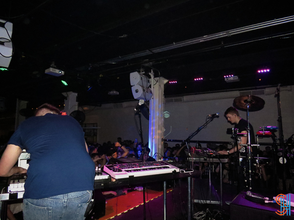 Disclosure at The Hoxton in Toronto 2013-2