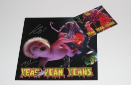 Yeah Yeah Yeahs Lithograph