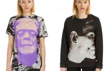 Christopher Kane Frankenstein Face Tee