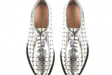 Opening Ceremony Nikki Perforated Oxfords