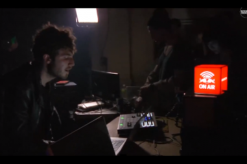 Nicolas Jaar Boiler Room Mix 2013