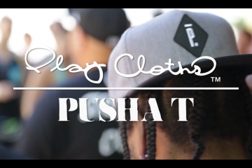 Pusha T x Play Cloths Behind-the-Scenes Video
