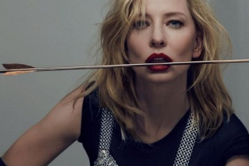Cate Blanchett for 032c No.24 Summer 2013