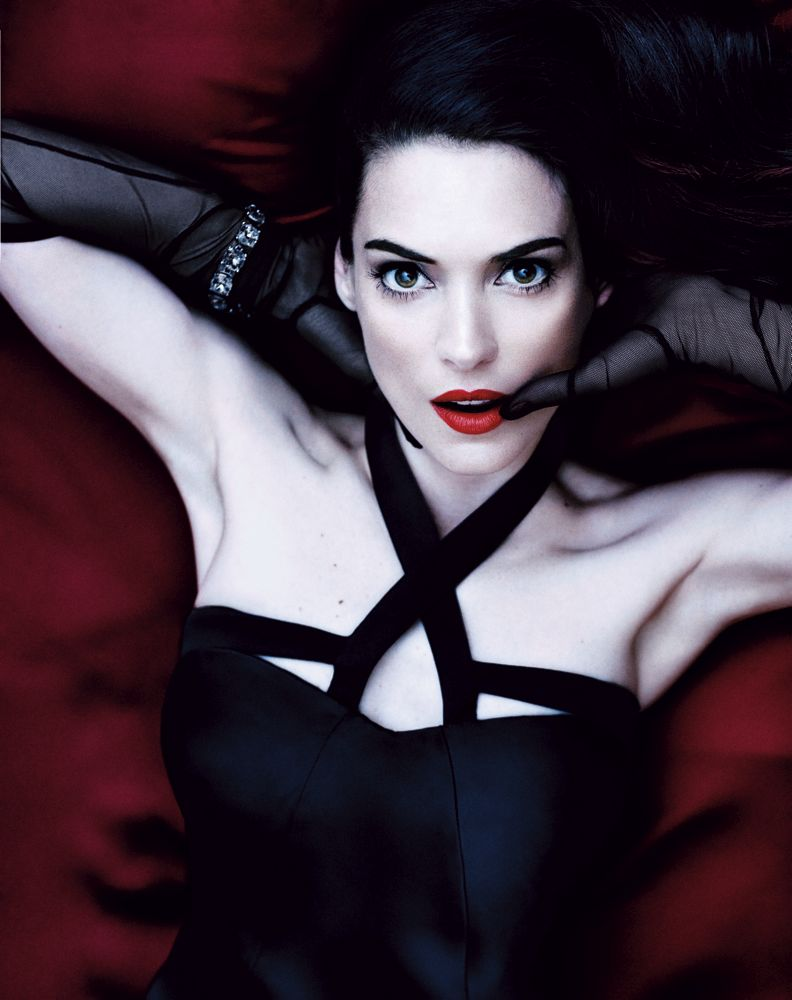 Winona Ryder for Interview Magazine May 2013-2