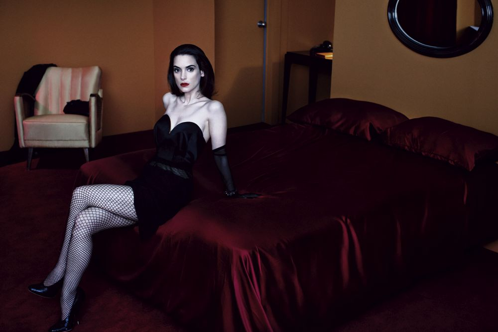 Winona Ryder for Interview Magazine May 2013-3