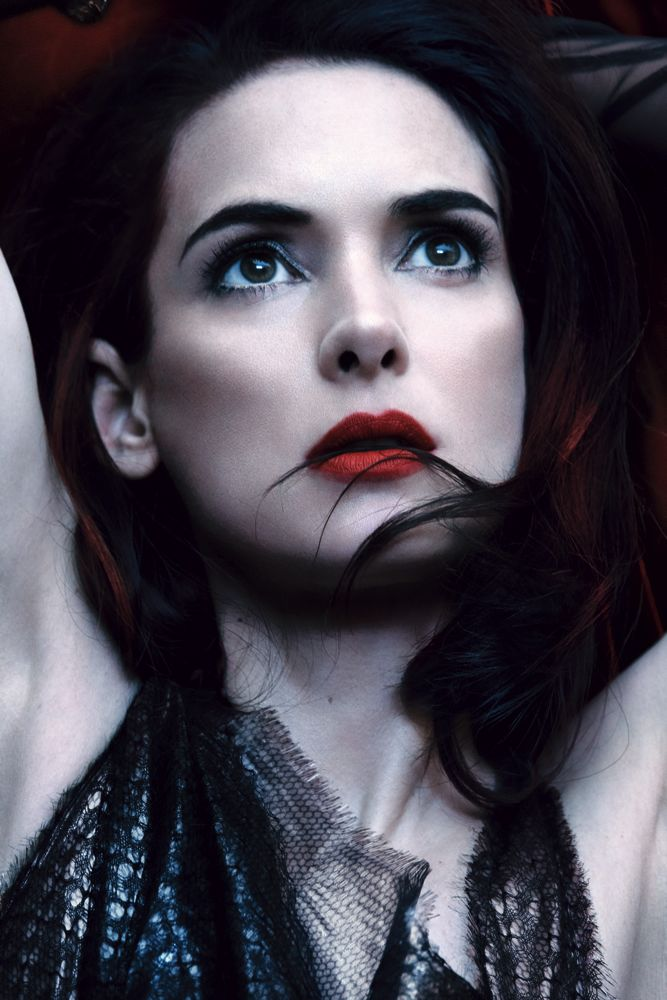 Winona Ryder for Interview Magazine May 2013-4