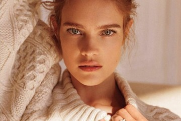 Natalia Vodianova for WSJ Magazine