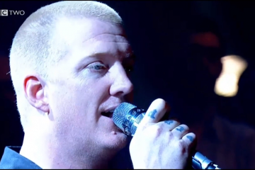 Queens Of The Stone Age on Later... With Jools Holland 2013