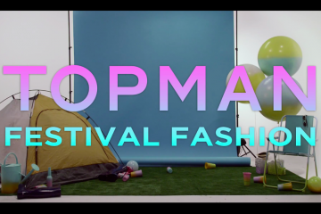 TOPMAN Spring Summer 2013 Festival Video