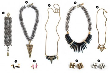 Biko Jewellery Fall Winter 2013