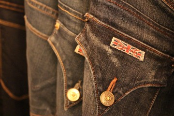 Hudson Jeans Fall Winter 2013