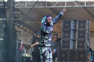 Kendrick Lamar at Governors Ball