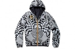 K-Way x Versus Versace Jacket