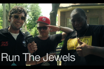 Goose Island x Run the Jewels at Pitchfork Music Festival 2013 Video