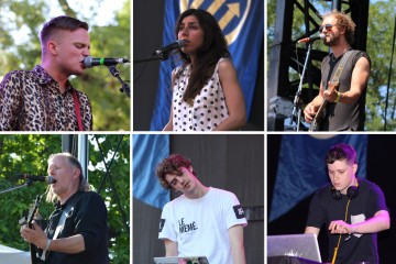 Swans, Julia Holter, Phosphorescence, Merchandise, Ryan Hemsworth, & Rustie at Pitchfork Music Festival 2013