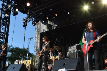 The Breeders at Pitchfork Music Festival 2013 - Band