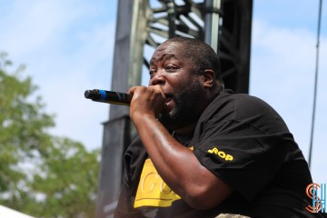 Killer Mike Pitchfork Music Festival 2013-4