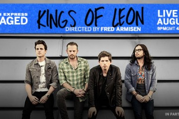 Amex UNSTAGED Kings of Leon Fred Armisen Live Stream