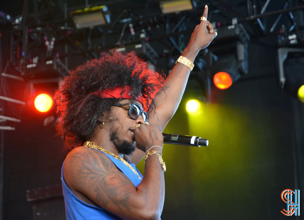 Trinidad James - Toronto - 1 Finger in the Air 2