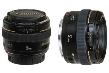 Canon EF 50mm 1-1.4