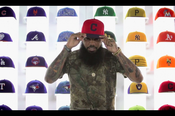 New Era Stalley Self Made in Ohio WearYourAllegiance