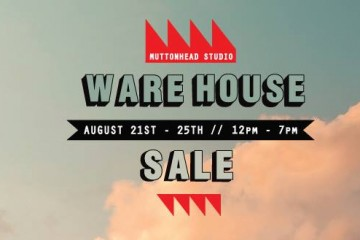 Naked Famous Denim Muttonhead Warehouse Sale Toronto