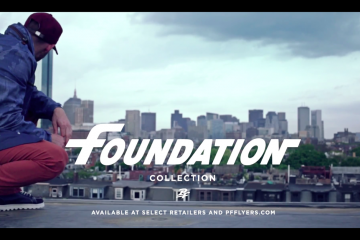 PF Flyers Introduces the Foundation Collection