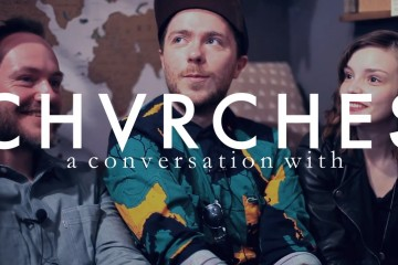 CHVRCHES Interview